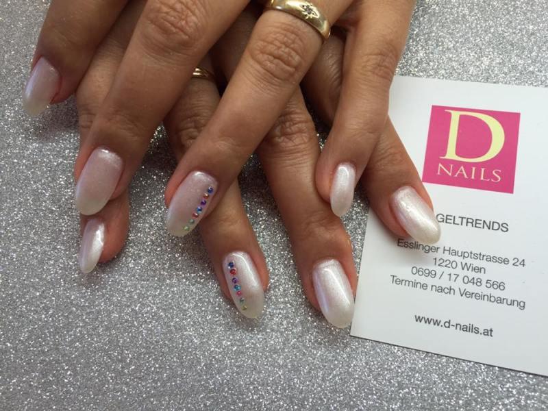 Dezentes Nageldesign D Nails